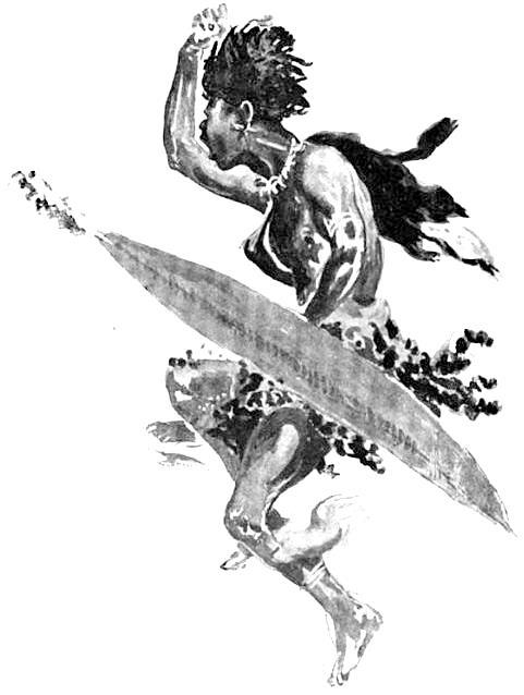 ndebele-warrior