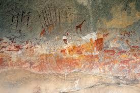 Matobo Paintings 4