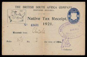 Native Tax Receipt 1